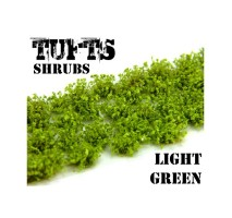 GSW - Shrubs tufts - 6mm Light Green