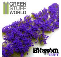 GSW - Shrubs tufts - 6mm Purple Flowers
