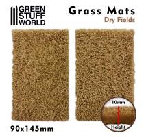 GSW - Grass Mat Cutouts - Dry Fields
