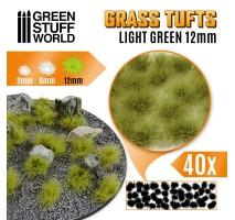 Grass tufts 12mm XL – Light Green