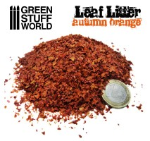 GSW - Leaf litter – autumn orange