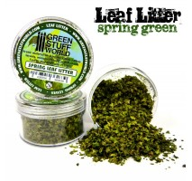 GSW - Leaf litter – spring green