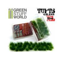 Smocuri iarba 12mm XL – verde inchis