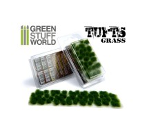 Grass tufts 6mm – dark green