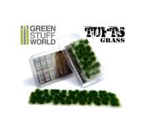 Smocuri iarba 6mm – verde inchis