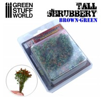 GSW - Tall Shrubbery - Brown/Green