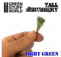 GSW - Tall Shrubbery - Light Green