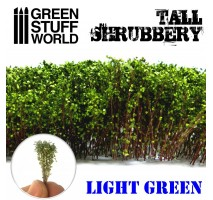 GSW - Tall Shrubbery - Light Green