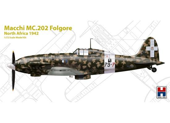HOBBY 2000 72006 - 1:72 Macchi MC.202 North Africa