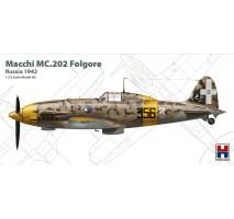 HOBBY 2000 72007 - 1:72 Macchi MC.202 Russia 1942