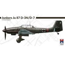 HOBBY 2000 72020 - 1:72 Junkers Ju-87 D-3 N / D-7