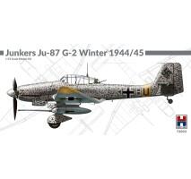 HOBBY 2000 72022 - 1:72 Junkers Ju-87 G-2 Winter 1944/1945