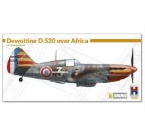 HOBBY 2000 72026 - 1:72 Dewoitine D.520 over Africa