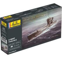 Heller 81002 - 1:400 U-Boot Type VII C