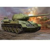 Trumpeter - Macheta tanc Sovietic T-34 85 1:16