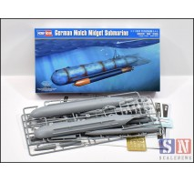 HobbyBoss 80170 - 1:35 German Molch Midget Submarine