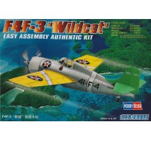 Hobby Boss 80219 - F4F-3 Wildcat 1:72