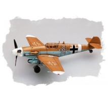 Hobby Boss 80224 - Bf109 G-2 Tropical 1:72