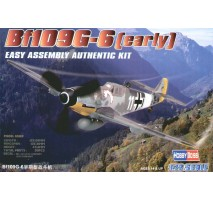 Hobbyboss 80225 - 1:72 Bf109 G-6 (Early)