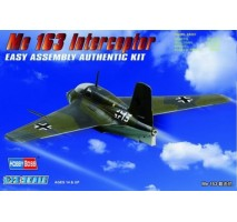 Hobby Boss 80238 - 1:72 Germany Me 163 Fighter