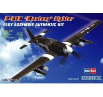 Hobby Boss 80242 - 1:72 P-51B Mustang Fighter
