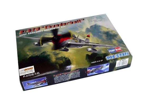 Hobby Boss 80257 - 1:72 Republic P-47D Thunderbolt