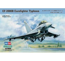 Hobby Boss 80265 -EF-2000B Eurofighter Typhoon 1:72