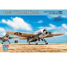 Hobby Boss - F4F-3 Wildcat (Late) 1:48