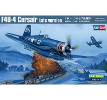 Hobby Boss 80387 - 1:48 Chance Vought F4U-4 Late version (Korean War)