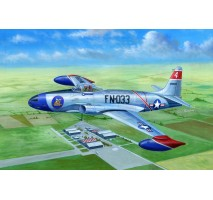 Hobby Boss - F-80A Shooting Star fighter 1:48