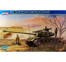 Hobby Boss 82426 - 1:35 T26E4 Super Pershing Pilot #1