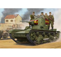 Hobby Boss - Soviet T-26 Light Infantry Tank Mod 1935 1:35