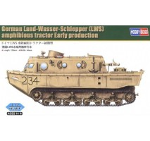 Hobby Boss 82918 - 1:72 German Land-Wasser-Schlepper (LWS) amphibious tractor Early production
