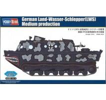 Hobby Boss 82919 - 1:72 German Land-Wasser-Schlepper (LWS) Medium production