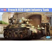 Hobby Boss 83893 - 1:35 French R39 Light Infantry Tank
