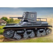 Hobby Boss 83895 - 1:35 German 3.7cm Pak 35/36 auf Pz.Kpfw 35R(f)