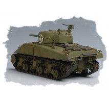 Hobby Boss - US M4A1 (Mid Model) Sherman Tank 1:48