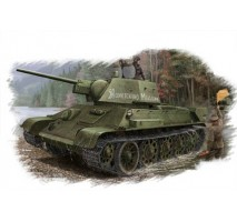 Hobby Boss - Russian T-34 /76 (1943 Factory 112) 1:48
