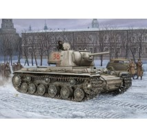 Hobby Boss - Russian KV-1 lightweight 1:48