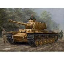Hobby Boss - Macheta tanc German Pz.Kpfw KV-1 756(r) tank 1:48