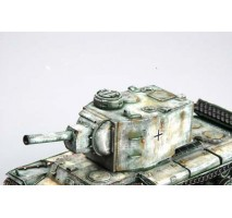 Hobby Boss - Macheta tanc German Pz.Kpfw KV-2 754® 1:48