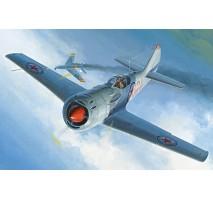 Hobby Boss 81760 1:48 Soviet La-11 Fang