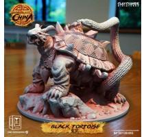 Hobby Custom 015 - Black Tortoise