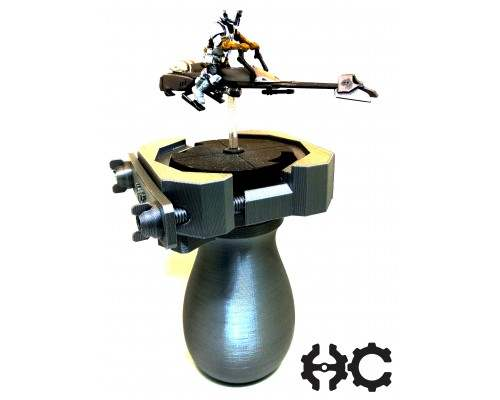 Hobby Custom HC001 - Miniature Painting Holder Plus