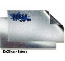 Hobby Shop - Foaie Metalica Flexibila 0.15mm (mica)
