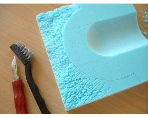 Hobby Shop - Blue Styrofoam 5 cm (2 pcs set)