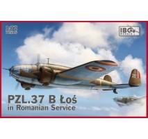 IBG 72516 - 1:72 PZL 37 Los B II in Romanian Service
