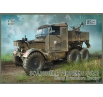 IBG 35029 - 1:35 Scammell Pioneer SV2S Heavy Breakdown Tractor