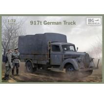 IBG 72061 - 1:72 917t German Truck