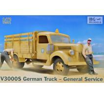 IBG 72071 - 1:72 V3000S German Truck – General Service